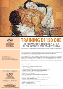 "Training di 150 ore in:""Counseling dell'Età Evolutiva"""